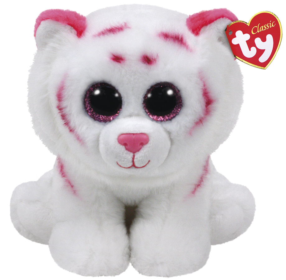 Ty Beanie Babies: Tiger Tabor - Medium Plush image