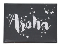 Aroha Fridge Magnet