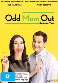 Odd Mom Out: Season Two on DVD