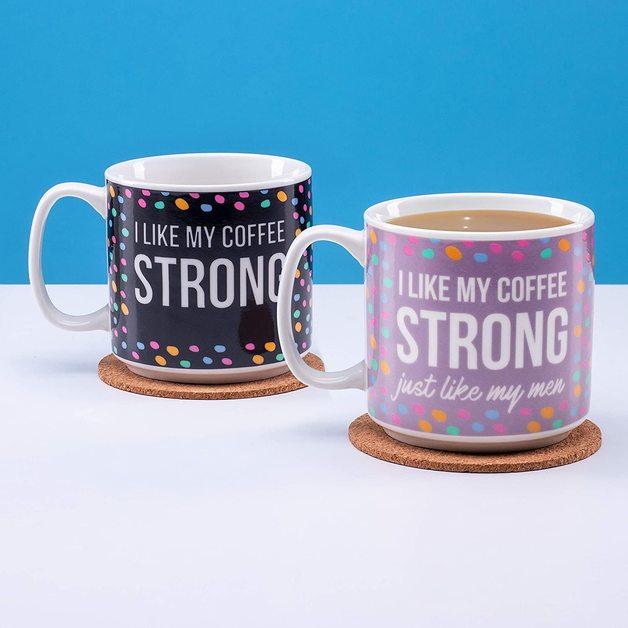 Mr Strong Heat Change Mug