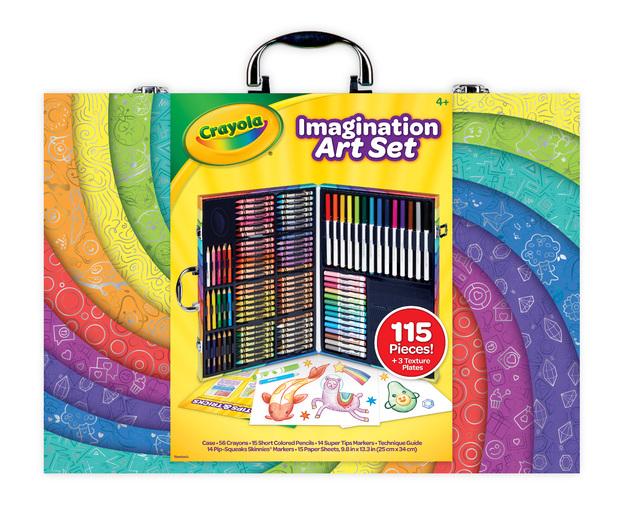 Crayola - Imagination Art Case