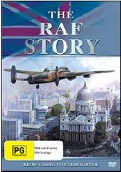 The RAF Story - From Camel To Eurofighter on DVD