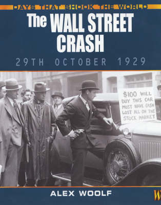 The Wall Street Crash by Alex Woolf image