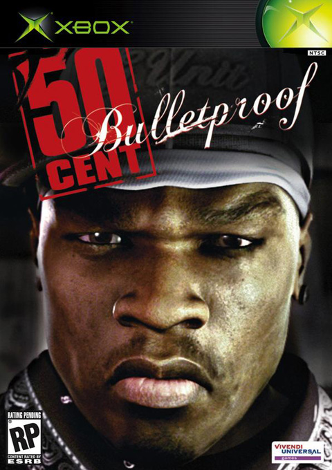 50 Cent: Bulletproof for Xbox image