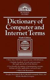 Dictionary of Computer and Internet Terms by Michael A. Covington image