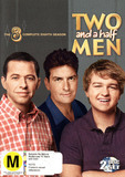 Two and a Half Men - The Complete 8th Season DVD