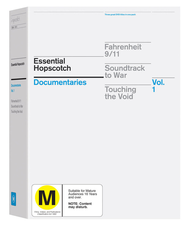Essential Hopscotch - Documentaries (3 Disc Set) on DVD