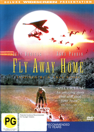 Fly Away Home on DVD image