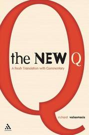 The New Q: A Translation with Commentary by Richard Valantasis image