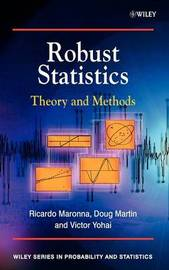 Robust Statistics by Ricardo A. Maronna