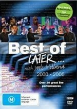 The Best Of Later... With Jools Holland - 2000-2006 on DVD