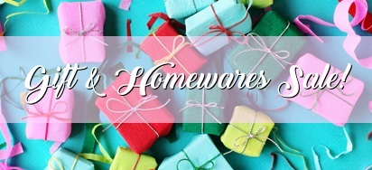 Gift & Homewares Clearout!