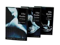 Fifty Shades Trilogy Shrinkwrapped Set by E L James