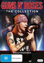 Guns & Roses: The Collection on DVD