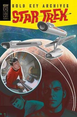 Star Trek Gold Key Archives Volume 3 by Len Wein image