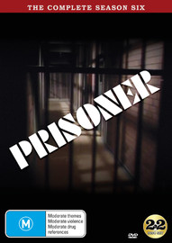 Prisoner - Season 6 on DVD