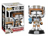 Star Wars: Clone Commander Cody - Pop! Vinyl Figure