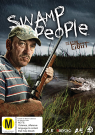 Swamp People - Season Eight on DVD