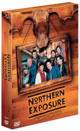 Northern Exposure - Season 3 (6 Disc Set) on DVD