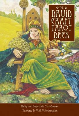 The Druid Craft Tarot Deck by Philip Carr-Gomm image