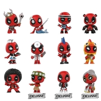 Deadpool: Playtime Mystery Mini - Vinyl Figure - [Target Ver.] (Blind Box)