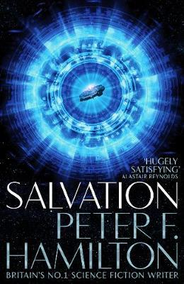 Salvation by Peter F Hamilton image