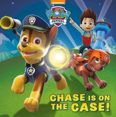 Nickelodeon PAW Patrol Chase Is on the Case