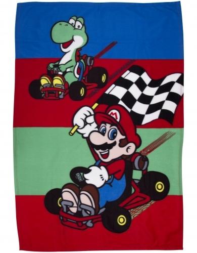 Nintendo Mario Fleece Blanket image