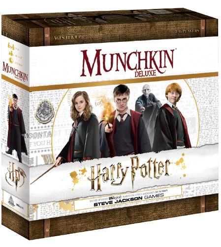 Munchkin: Harry Potter Deluxe image
