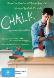 Chalk on DVD image