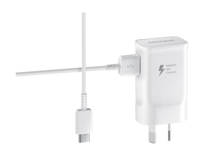 Samsung Adaptive Fast Charging Wall Charger (USB Type-C) image