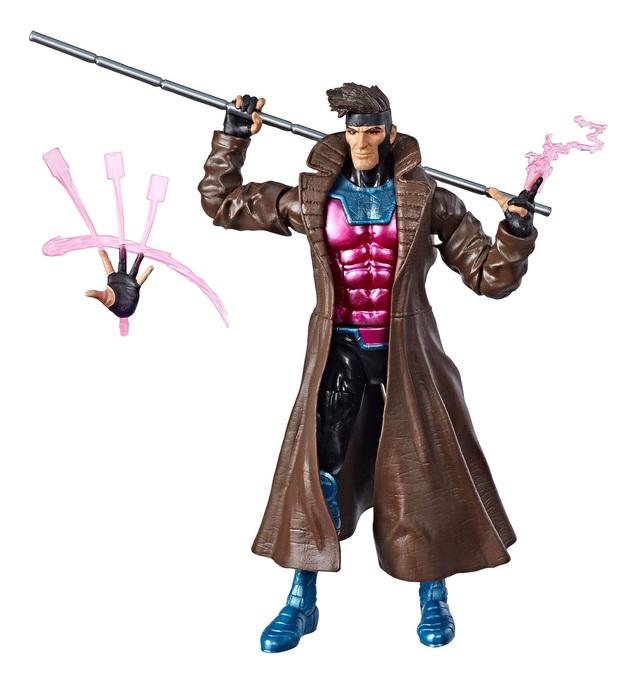 """Marvel Legends: Gambit - 6"""" Action Figure"""