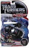 Transformers DOTM Mechtech Deluxe Action Figures Wave 3: Barricade