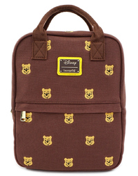 Loungefly: Winnie the Pooh Embroidered Backpack - Pooh Bear