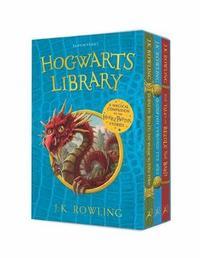 The Hogwarts Library Box Set by J.K. Rowling