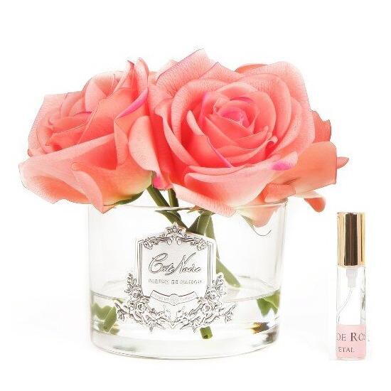 Cote Noire: Five Roses Fragrance Diffuser - White Peach