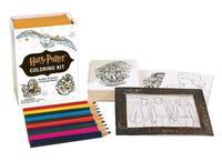 Harry Potter Colouring Kit