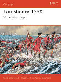 Louisbourg, 1758 by Rene Chartrand