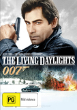 The Living Daylights (2012 Version) DVD