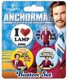 Anchorman Badges