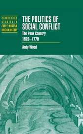 The Politics of Social Conflict by Andy Wood image