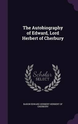 The Autobiography of Edward, Lord Herbert of Cherbury image