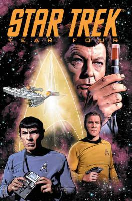 Star Trek: Year Four by David Tischman