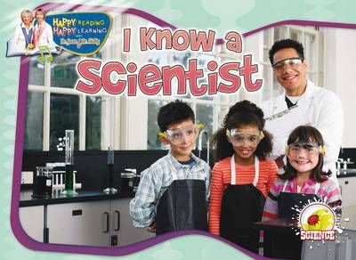 I Know a Scientist by Dr Jean Feldman image