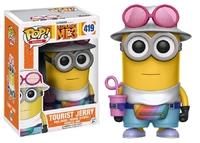 Despicable Me 3: Jerry Tourist - Pop! Vinyl Figure