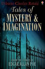 Tales of Mystery and Imagination by Tony Allan image