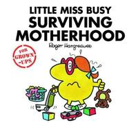 Little Miss Busy Surviving Motherhood by Roger Hargreaves image