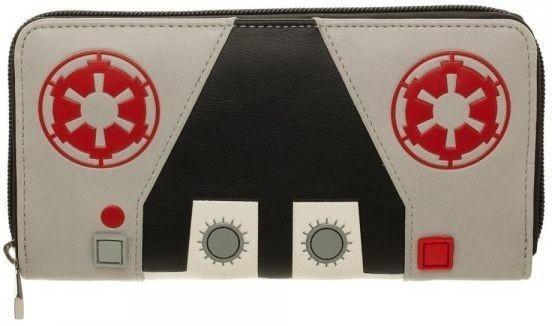 Star Wars AT-AT Driver Zip Around Wallet