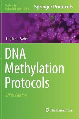 DNA Methylation Protocols image