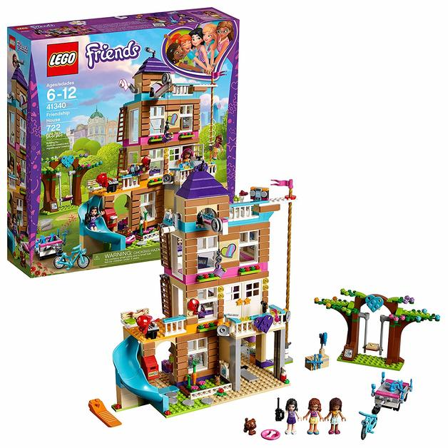 36ab7e74ef8 LEGO Friends  Friendship House (41340)